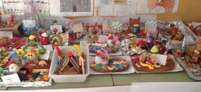 concurso infantil de torta de hornazo