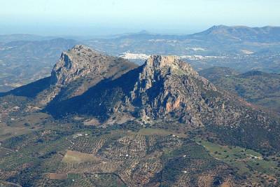 montañas mas altas de cadiz