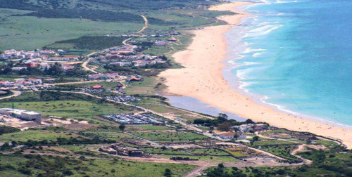 playa de bolonia, lentiscal y baelo claudia