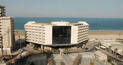 hotel playa victoria de cadiz