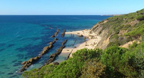 Baños de Claudia piscinas naturales