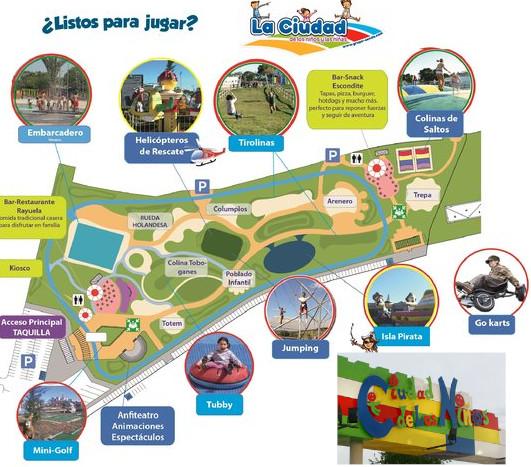 el parque de los niños jerez