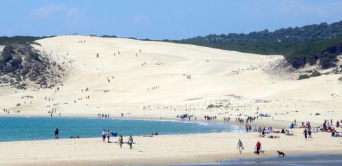 playa bolonia duna