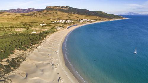 playa de bolonia y su duna