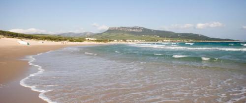 aguas cristalinas playa de bolonia