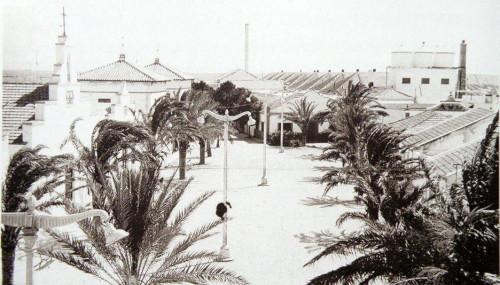 poblado almadraba chiclana