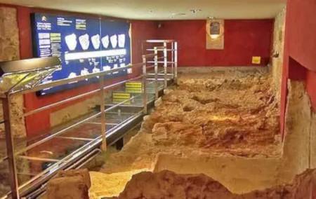 restos romanos interior cadiz