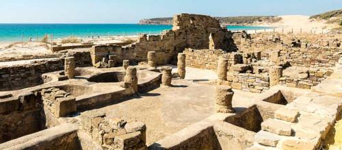 vestigios arqueologicos romanos en España