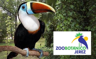 parque zoologico botanico jerez niños