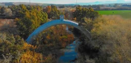 obra hidraulica junta de los rios