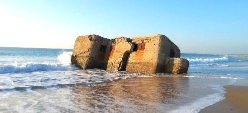 primer bunker punta del boqueron