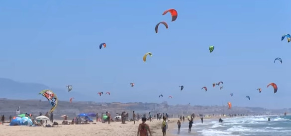 sky surf viento cadiz