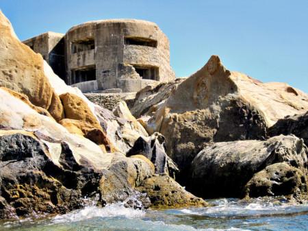 playa atlanterra bunker