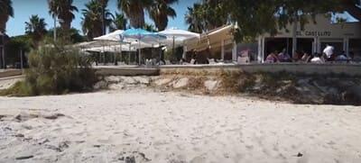 bar playa puntilla el puerto