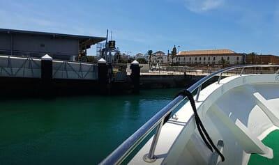 Terminal Cadiz del catamaran